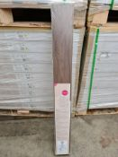 Pallet To Contain 30 x New Packs Of Colours Scherzo Dark Walnut Effect Laminate Flooring. 12mm ...