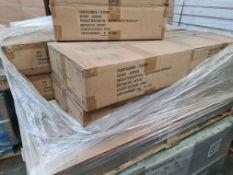 (WG19) Pallet To Contain 11 x New Boxed La Hacienda Bio Ethanol Fuel Tray Black
