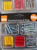 40 plug and screw sets