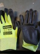 10 Pairs Size 8 Work Gloves