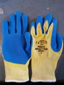 10 Pairs - Size 9 Work Gloves