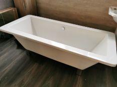 Modern Designer Square Freestanding Bath RRP £899