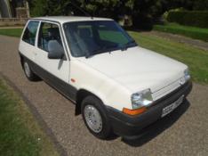 1989 Renault 5 1.4 auto,