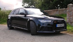 2015 Audi RS6 Avant 4.0 - TFSI V8 Avant Tiptronic Quattro (s/s) 5dr