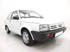 1991, Nissan Micra 1.0 Premium