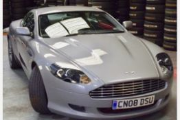 Aston Martin DB9 - Le Mans