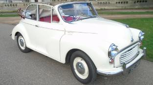 1962 Morris Minor Convertible 998cc
