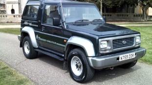 1995 Daihatsu Fourtrax TDX Forester 2.8 TD