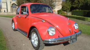 1972 VW Beetle 1600cc
