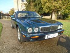 2001 Jaguar XJ Executive 3.2 V8
