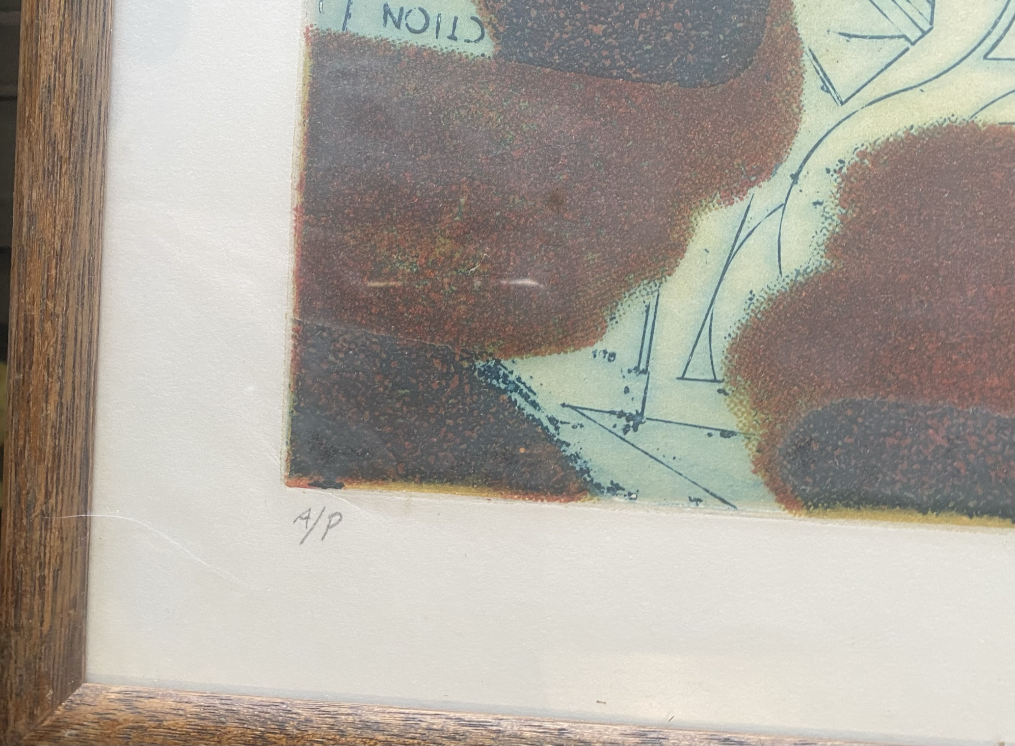 """Clive Bristow """"Rons Ronson"""" artists proof - Image 5 of 5"""