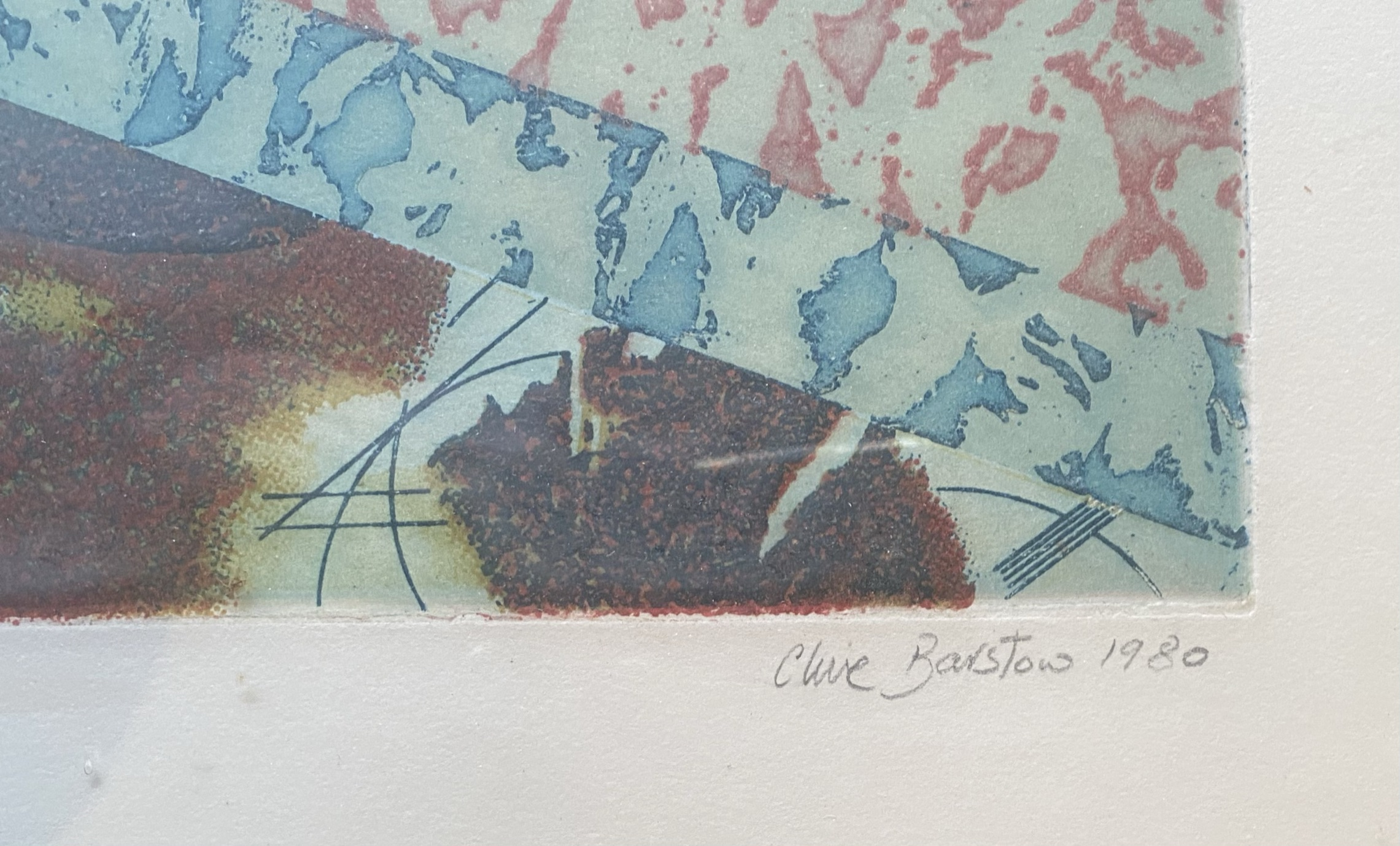 """Clive Bristow """"Rons Ronson"""" artists proof - Image 4 of 5"""