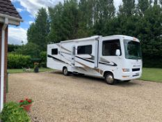 2009, RV Four Winds Hurricane Motorhome with Twin Slide-Out (no VAT on the hammer)