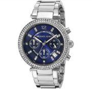 Michael Kors Parker MK6117 Ladies Quartz Chronograph Watch