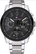 Tommy Hilfiger 1791564 Men's Decker Multi Dial Quartz Watch