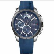 Men's Blue Chronograph Tommy Hilfiger Decker Watch 1791350