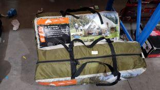 (R3E) Camping. 1 X Ozark Trail 8 Person Yurt Tent