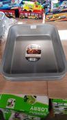 (R3K) Kitchen. 8 X Baker & Salt 41cm Roasting Tray. RRP £12 Each (New)