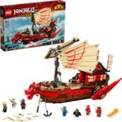 LEGO® Ninjago 71705 Legacy Destiny's Bounty