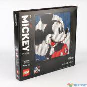 LEGO® 31202 Disney's Mickey Mouse set