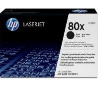 HP LaserJet 80X Black Toner Cartridge