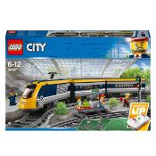 LEGO 60197 City Passenger Train & Track Bluetooth RC Set