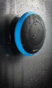 Boompods Aquapod Waterproof Bluetooth Speaker (Blue) - Big Bass