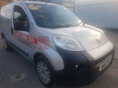 Fiat Fiorino 1.3 diesel van