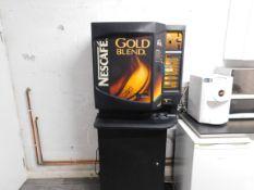 Tea/Coffee Vending Machine