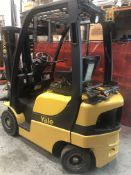 Yale GLP18VX (C810), gas counterbalance forklift truck - non runner