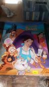 (R6O) A Quantity Of Disney Beauty And The Beast Posters (New)