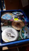 (R6M) DVDs. mContents Of 2 Baskets. A Quantity Of Movie / TV Series DVD's (Loose, No Cases) To In