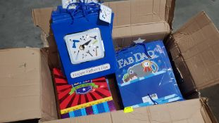(R6L) Contents Of 3 Boxes – Mixed Fathers Day Items (All New)