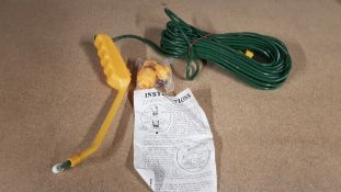 (R6N) Household. Approx 48 X Water Wizard 50ft Indoor Garden Hose. With Misting Function & Tap At