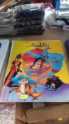 (R6L) Approx 100 X Mixed Encapsulated Disney Posters (New)