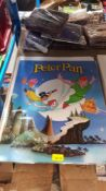 (R6N) Approx 100 X Mixed Encapsulated Disney Posters (New)