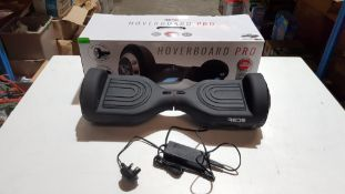 (R6A) Toys / Gadget. 1 X Red5 Hoverboard Pro. Top Speed 9km/h, Range Of Up To 5.5 Miles. Built I