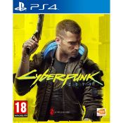 (R6B) Gaming. 1 X Sony PlayStation PS4 Cyberpunk. RRP £49.99 (Tested)