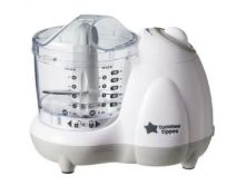 (R6D) Baby. 5 Items. 3 X Tommee Tippee Mini Blend Baby Food Blender & 2 X Tommee Tippee Closer To N