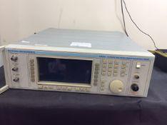 Marconi 2042 low noise signal generator