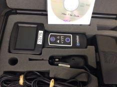 Westover hd1 fiber inspection system with fiberscope zp-fbp-0842
