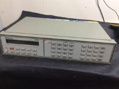 Hp 3488a switch/control