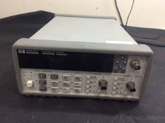 Hp 53131a agilent frequency counter