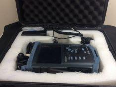 Exfo ftb-200 v2 fiber otdr in peli case