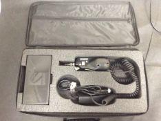 Westover fiber microscope in carry case