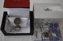 Tissot Men's Watch TO63.610.11.067.00