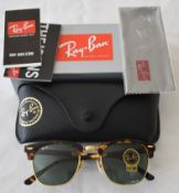 Ray Ban Sunglasses (FOLDABLE) ORB2176 990 *3N