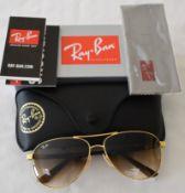 Ray Ban Sunglasses ORB8313 001/51 *2N