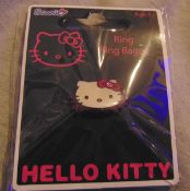 Approx. 40 hello kitty childrens adjustable rings. rrp £1.99 each