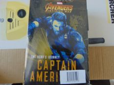 Brand new 6 packs of 5 avengers books, each pack retails at
